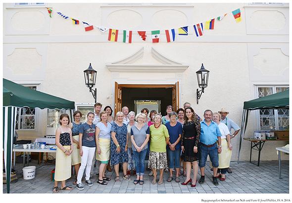 Frauen Gruppe - Pfarre Gaweinstal